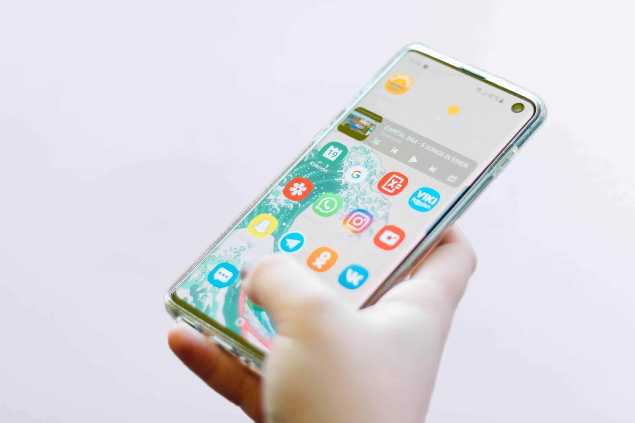 Smartphone App wetter markenrecht