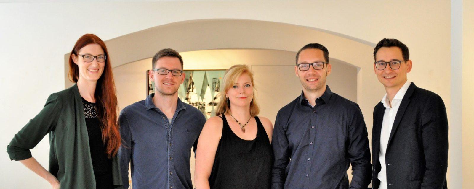Wir sind Erster! Kanzlei KTR gewinnt Gründerpreis