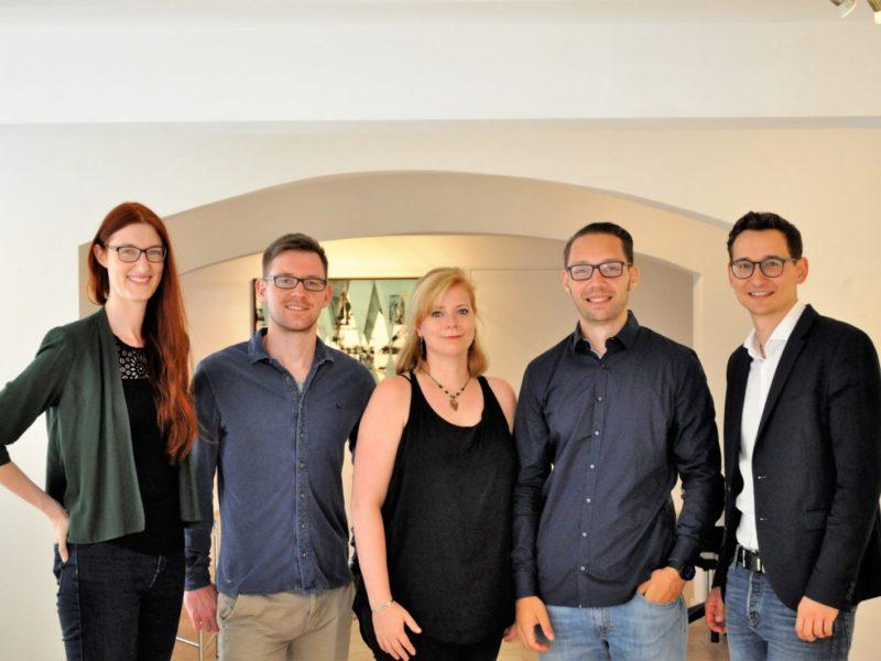 Team der Kanzlei KTR - Anwalt für Wettbewerbsrecht und Urheberrecht