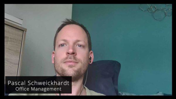 Pascal Schweickhardt Videocall KTR.legal