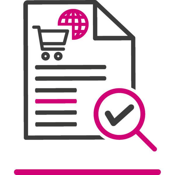 Produkt AGB Online-Shop KTR.legal