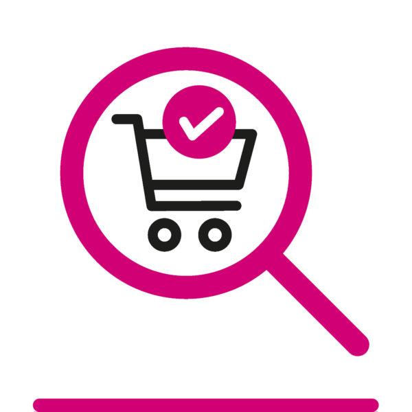 Produkt Prüfung Online-Shop KTR.legal