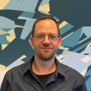 Pascal Schweickhardt Portrait