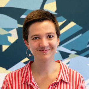 Portrait Franziska Mathee Referendarin KTR.legal