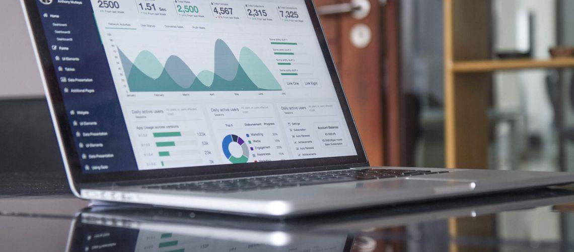 e-commerce; Laptop; Unternehmen